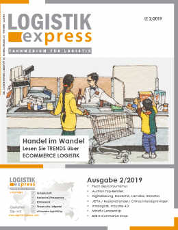 LOGISTIK express Fachjournal 2-2019