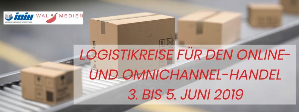 Logistikreise für den Online- und Omnichannel-Handel