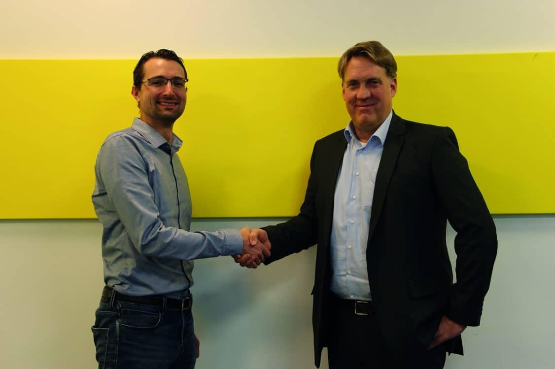 Knapp AG und Kratzer Automation AG starten Partnerschaft für die letzte Logistik-Meile