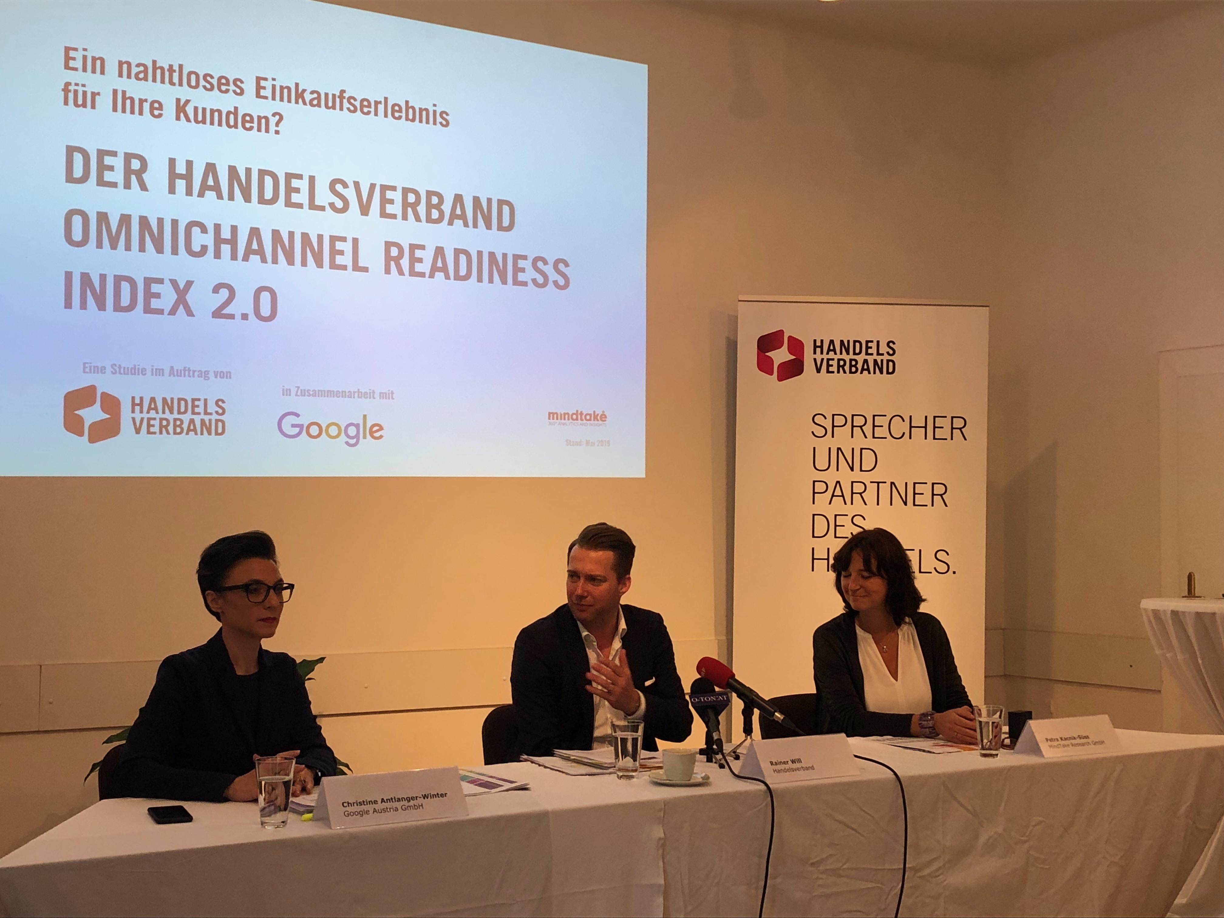Handelsverband Omnichannel Readiness Index 2.0 (ORI): Esprit & Gigasport an der Spitze. LEH und Fashion steigen auf