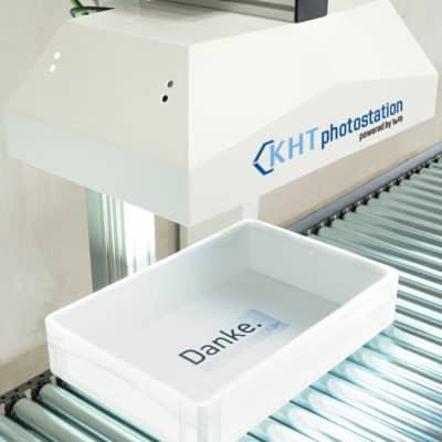 KHT präsentiert Bilderfassungssystem