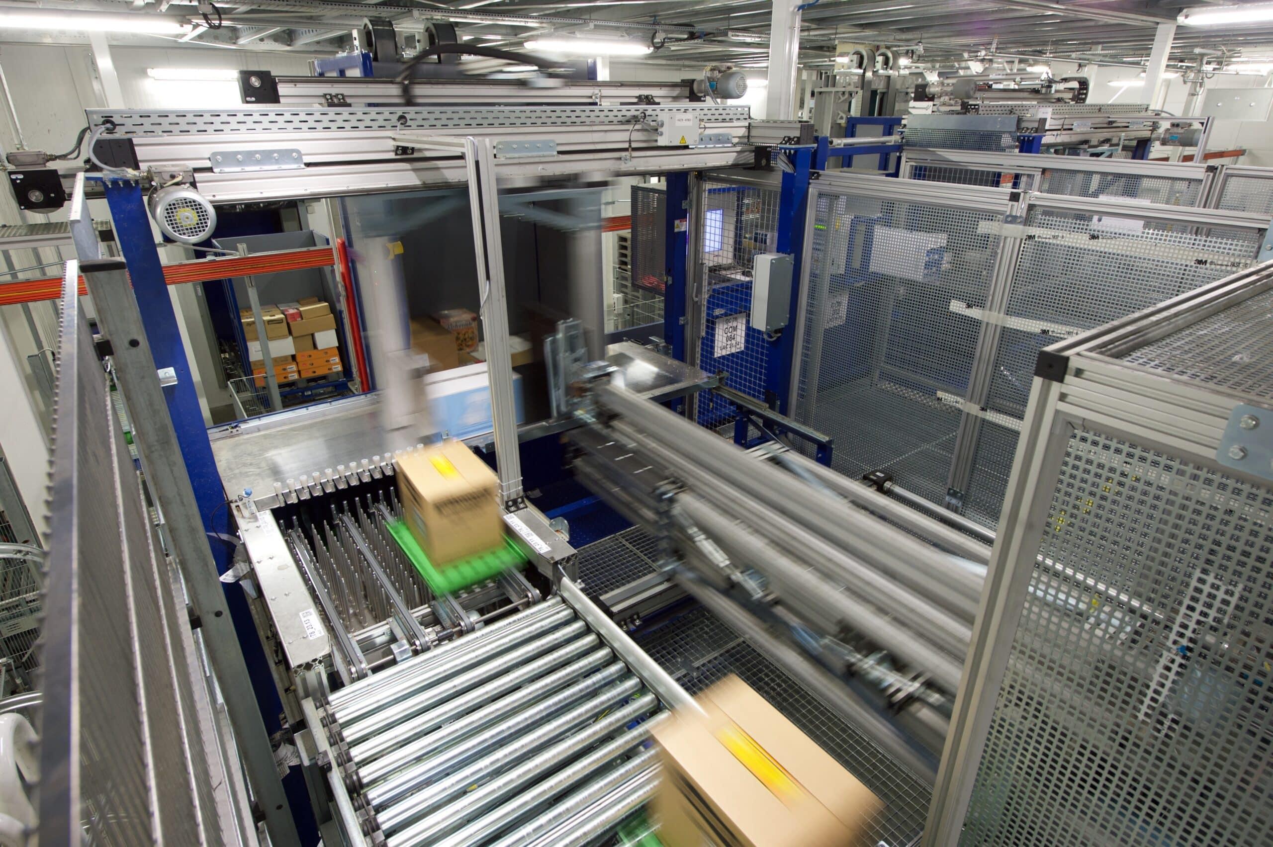 WITRON realisiert in Guadix automatisiertes Tiefkühl-Logistikzentrum für Mercadona
