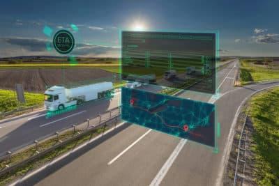 HERE Technologies und leogistics: Ortsbezogene Dienste für SAP Transportation Management