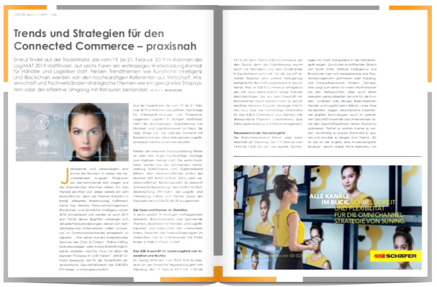 Trends und Strategien für den Connected Commerce – praxisnah