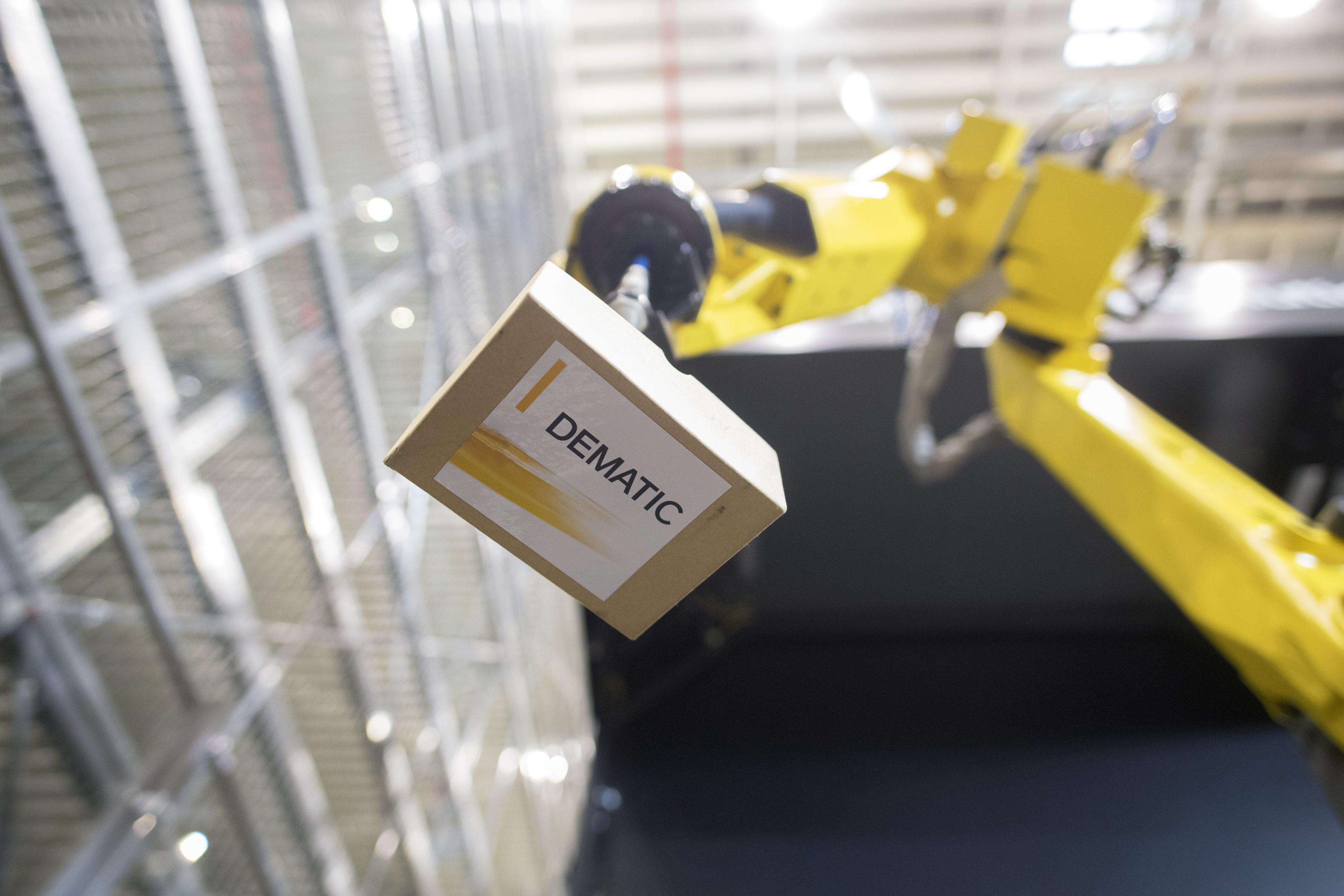 Warehouse Tech Middle East 2019:  Dematic präsentiert Lagerlösungen für das digitale Zeitalter