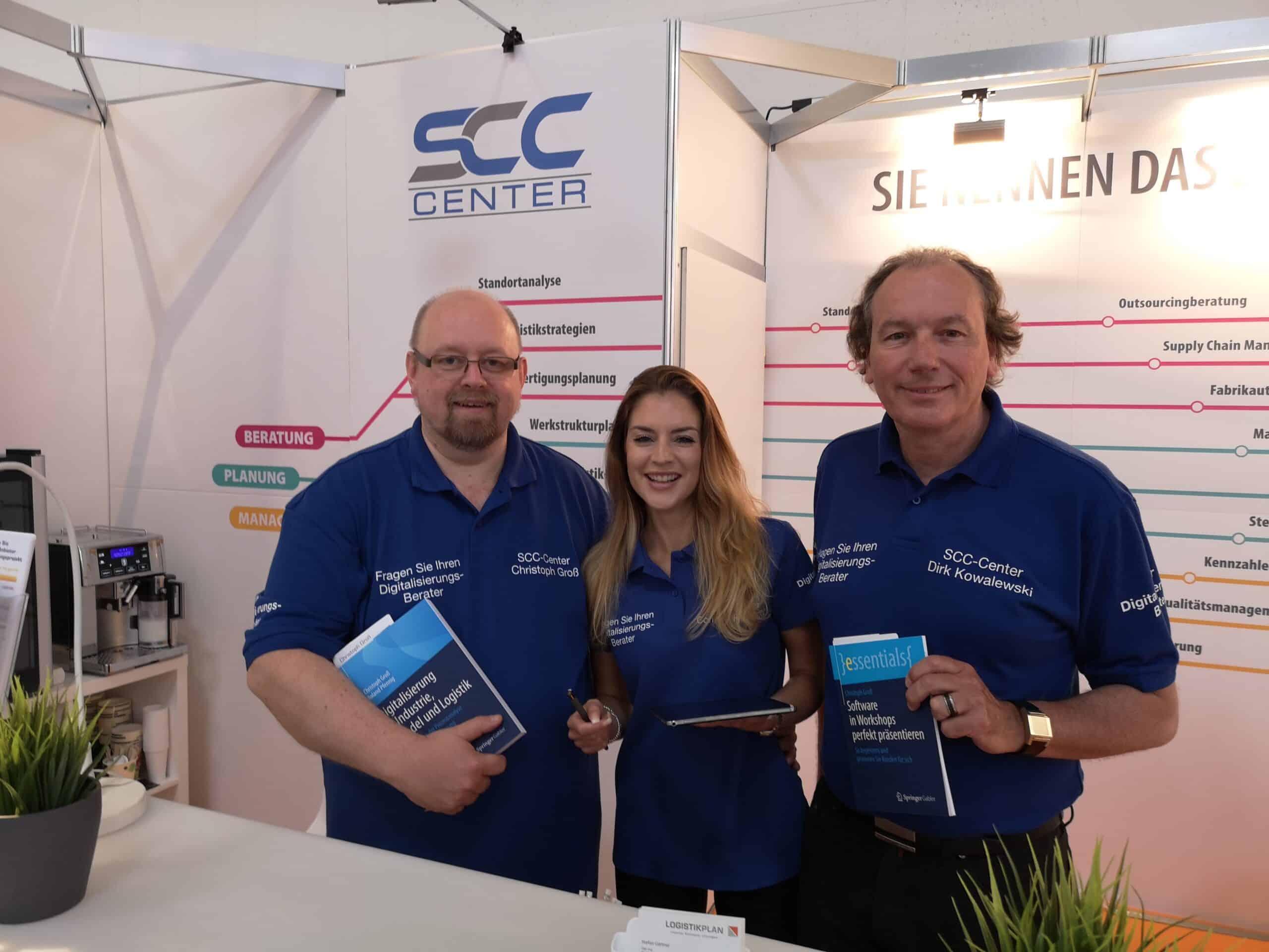 transport logistic 2019 Digitalisierungsumfrage von SCC-Center, VerkehrsRUNDSCHAU und Hochschule Heilbronn veröffentlicht