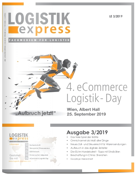 LOGISTIK express Fachjournal 3-2019