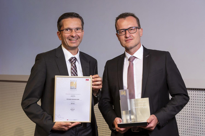 SSI Schäfer mit Best of Industry Award 2019 ausgezeichnet