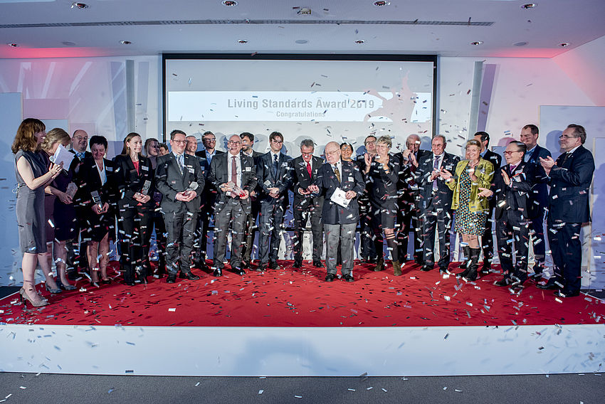 Living Standards Award 2020 – GS1 Austria ruft zur Einreichung auf!