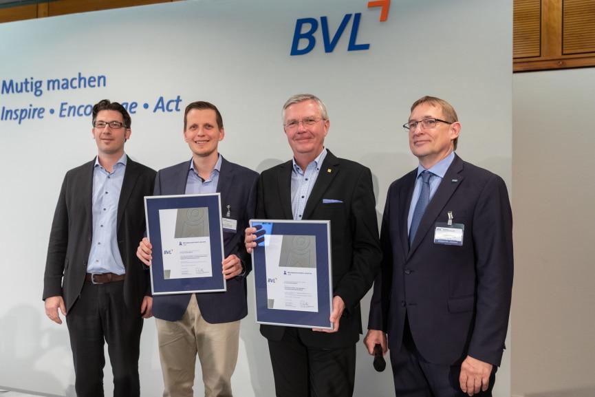 Deutscher Logistik-Kongress, Wissenschaftspreis Logistik