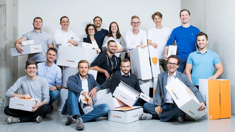 Zalando wählt KNAPP als Partner für neues Logistikzentrum in den Niederlanden