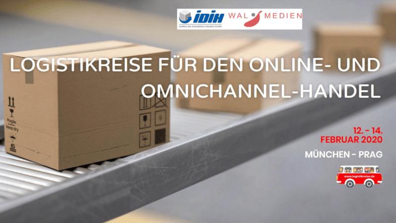 Einladung zur Logistikreise für den Online- und Omnichannel-Handel