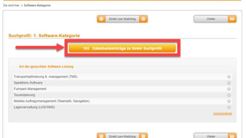 100+ Logistiksoftware Anbieter und Lösungen kostenfrei vergleichen!
