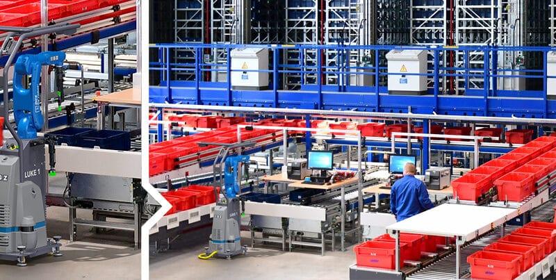 IGZ auf der Logistik-Leitmesse LogiMAT
