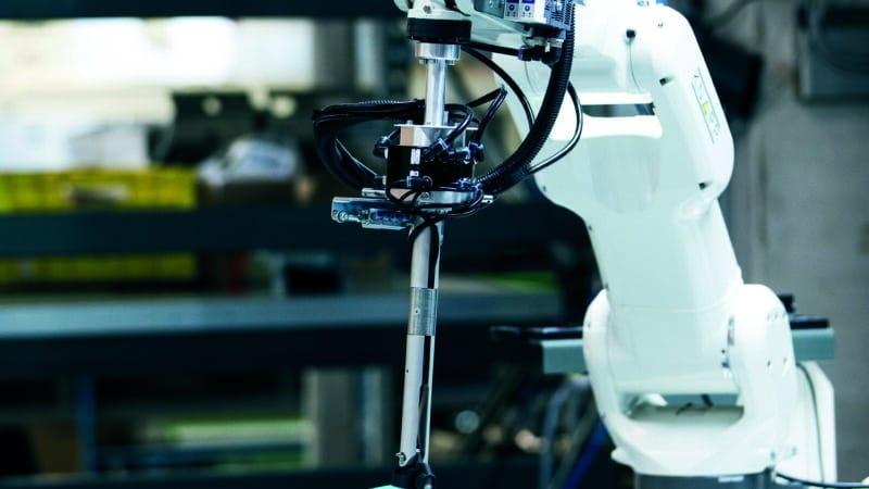 KNAPP zeigt auf der LogiMAT Robotik-Innovationen
