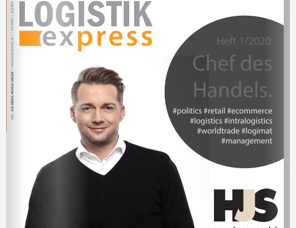 LOGISTIK EXPRESS JOURNAL 1-2020