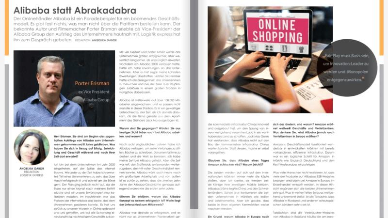 Alibaba statt Abrakadabra