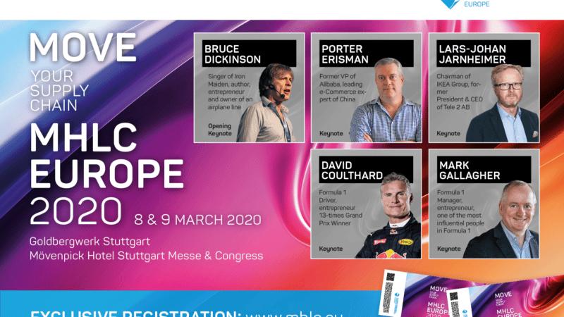 Supply Chain im Wandel: Die MHLC Europe 2020 bewegt Ihre Zukunft!