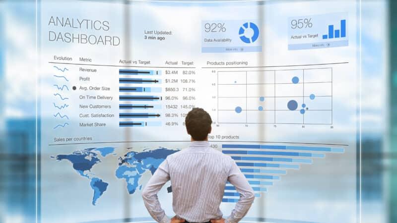 Business Analytics Cockpit für Logistikdienstleister reduziert auch Schadensfälle