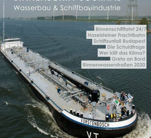 Waterborne: Binnenschiff Journal