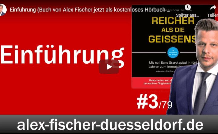 ALEX FISCHER HÖRBUCH