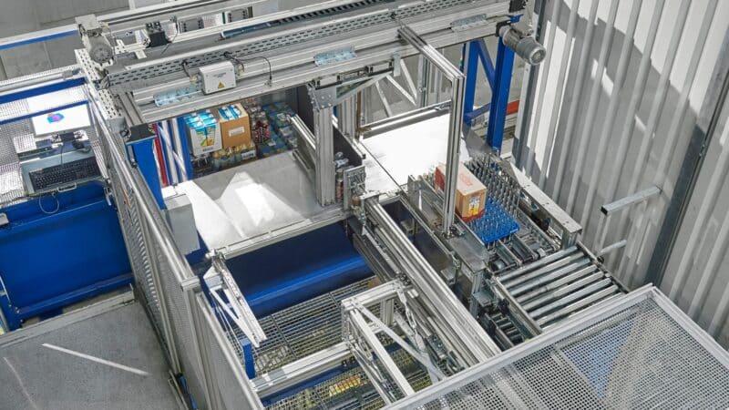 WITRON realisiert REWE-Logistikzentrum in Henstedt-Ulzburg