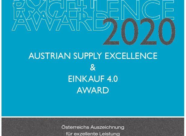 Ausschreibung: BMÖ vergibt Supply Excellence Awards 2020