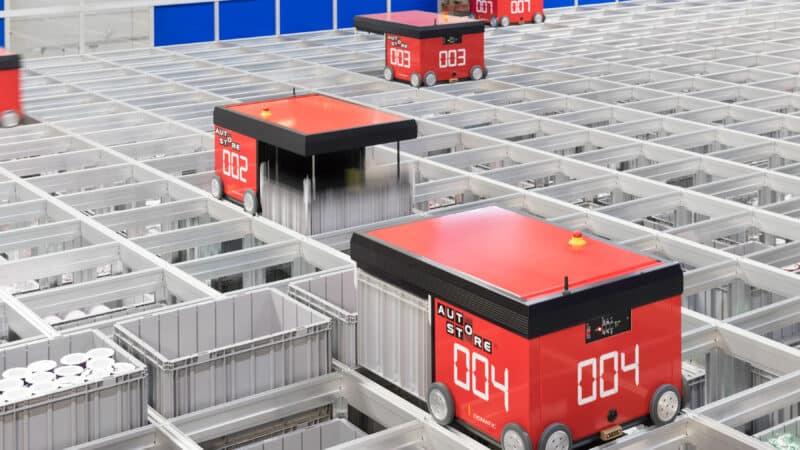 Dematic installiert AutoStore®-Anlage bei Werkzeughersteller Applitec Moutier