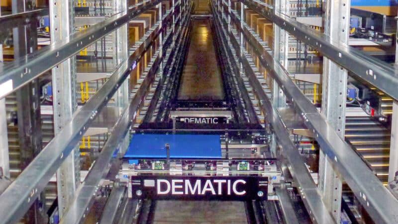 Dematic präsentiert neue Automatisierte Order Fulfillment-Lösung für die Protein-Industrie