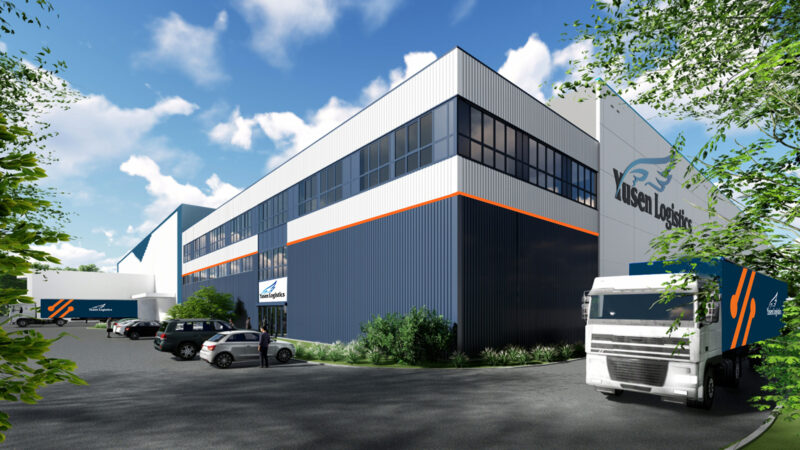 Dematic automatisiert neues Lager von Yusen Logistics in Belgien