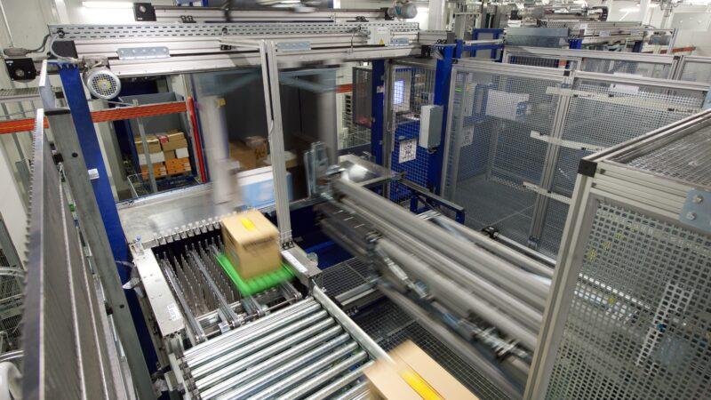 METRO vertraut zum dritten Mal auf Automatisierungstechnik von WITRON