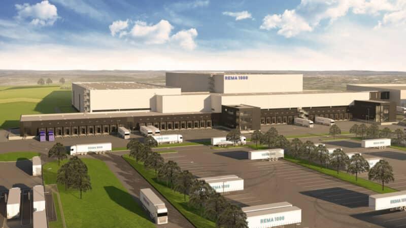 Dematic sichert sich Automatisierungsauftrag über 50 Millionen Euro bei Reitan Distribution A/S