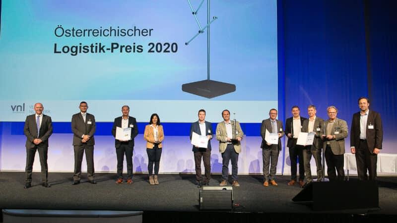 Österreichischer Logistik-Preis 2020: KRAL gewinnt, IKEA und Personalshop sind die weiteren Finalisten