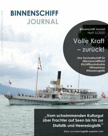 Binnenschiff Journal 5/2020