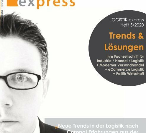 LOGISTIK express Journal 5/2020