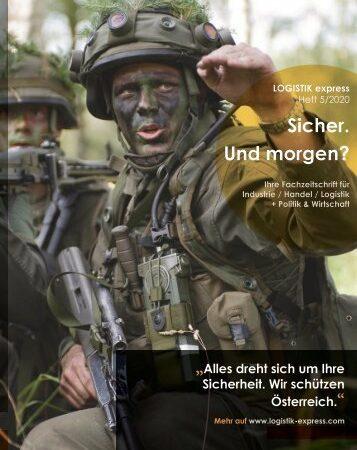 Alles dreht sich um Ihre Sicherheit. Wir schützen Österreich!