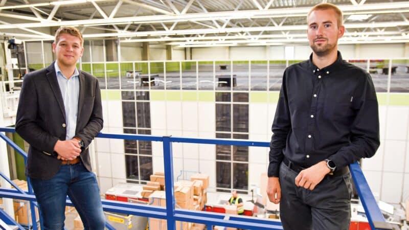 AutoStore-System von AM-Automation steigert Prozesseffizienz der Agravis Raiffeisen AG