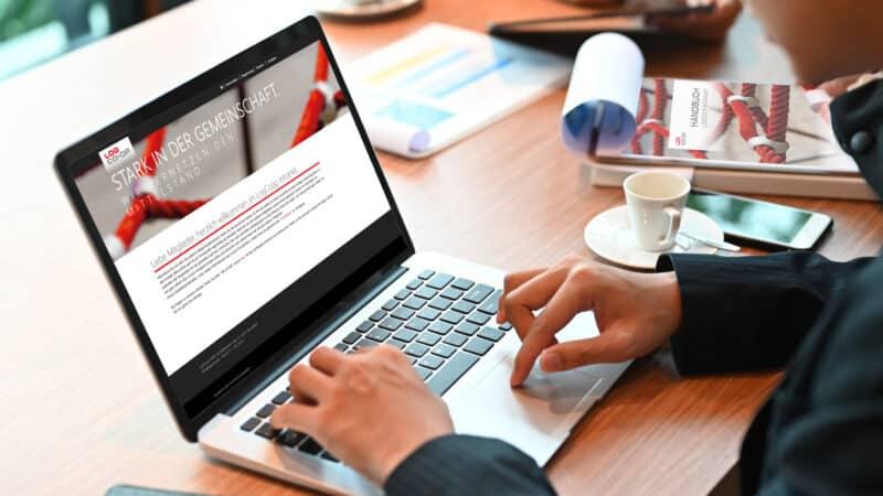 LogCoop fördert Digitalisierung