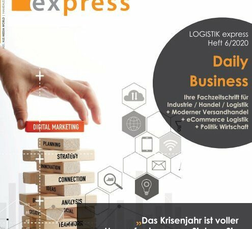 LOGISTIK express Journal 6/2020
