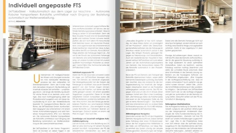 Individuell angepasste FTS