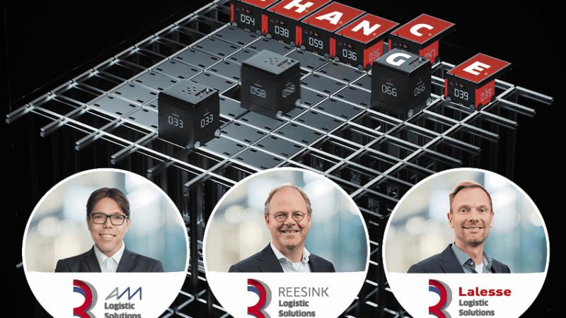 Royal Reesink konzentriert sich auf automatisierte Lagerlösungen