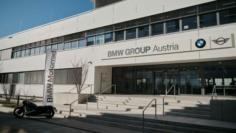 BMW Group Österreich Wirtschaftspressekonferenz 2020