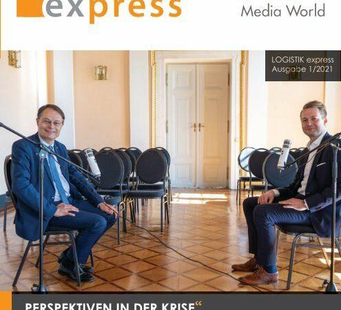 LOGISTIK express Journal 1/2021