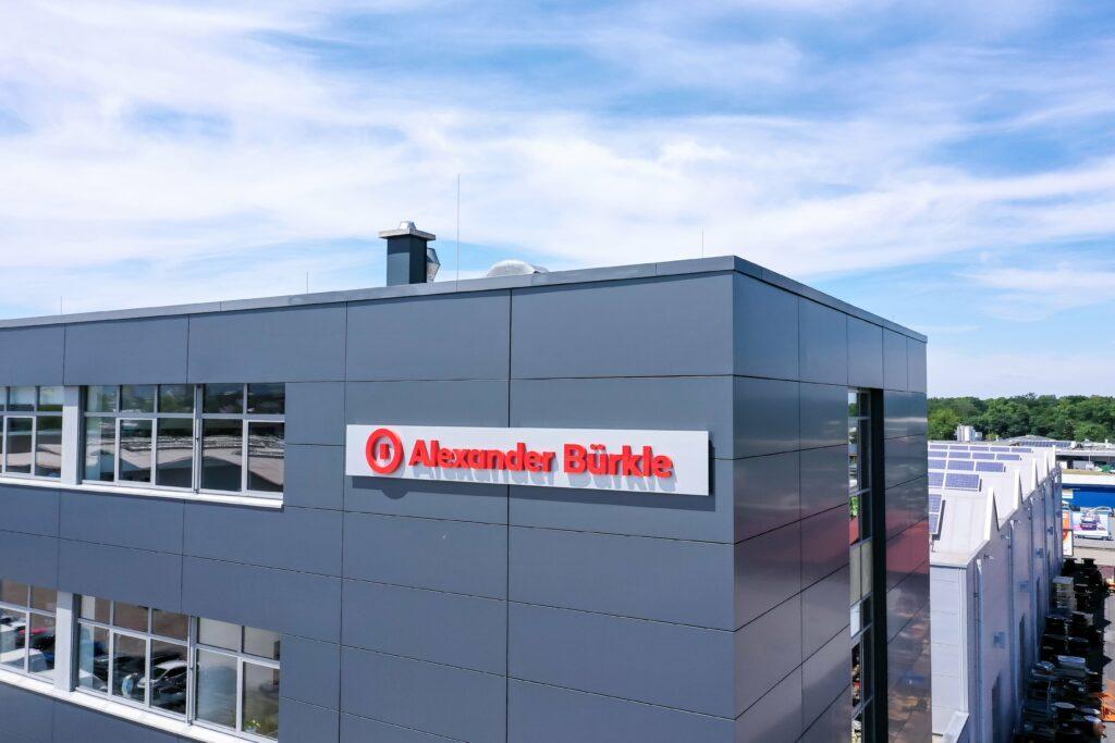 Alexander Bürkle Gebäude Freiburg