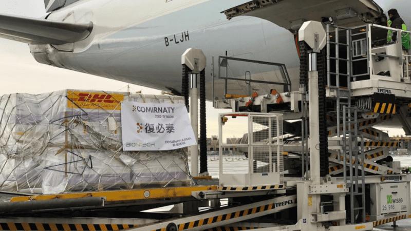 DHL annonciert seine Partnerschaft mit Logmore