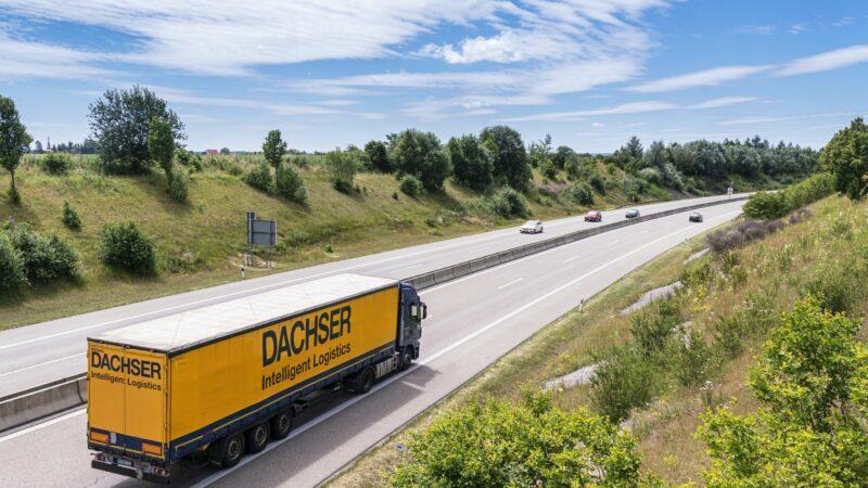 Kundenvertrauen gestärkt: Dachser zieht positive Jahresbilanz