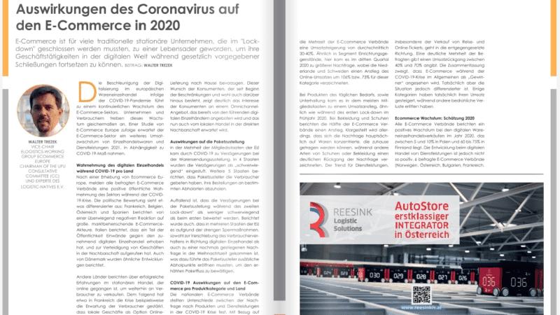 Auswirkungen des Coronavirus auf den E-Commerce in 2020