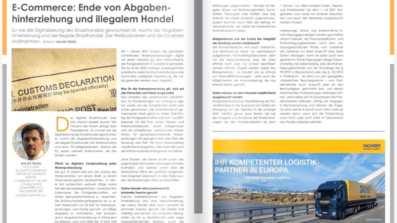 E-Commerce: Ende von Abgabenhinterziehung und illegalem Handel
