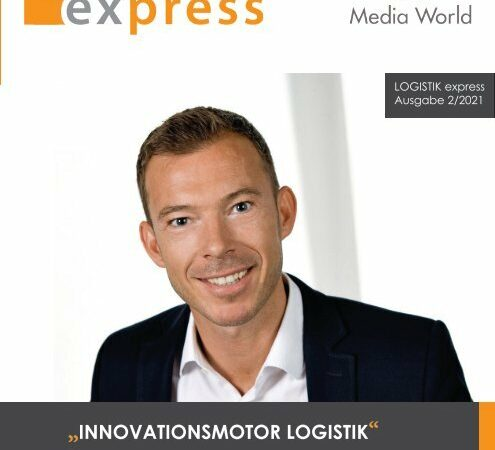 LOGISTIK express Journal 2-2021