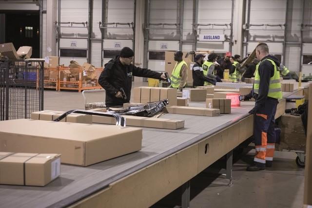 nox NachtExpress investiert in keyless Proof-of-Delivery-Lösung von Zetes für Nachtexpresslieferungen in Europa
